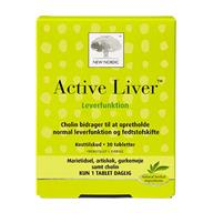 Active Liver - 30 tab.