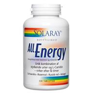 Solaray All Energy - 120 stk