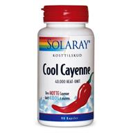 Solaray Cool Cayenne 300 mg 90 stk