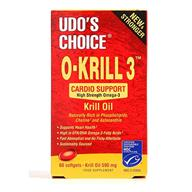 Udo´s Choice O-Krill 3 500 mg 60 stk