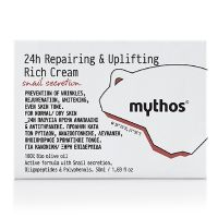 24h Rich Cream snail secretion Repairing & Uplifting Mythos 50 ml