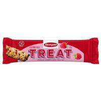 Bar treat glutenfri Semper 22 g