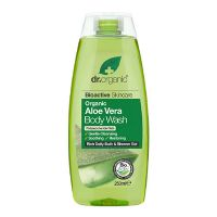 Bath & Shower Aloe Vera Dr. Organic 250 ml