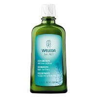 Bath Milk Invigorating Rosemary Weleda 200 ml