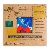 Beeswax Food Wraps 3 Pack 1 pk