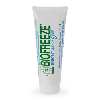 Biofreeze massagegel i tube 118 ml