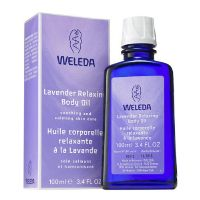 Body Oil Relaxing Lavender Weleda 100 ml