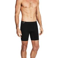 Boxer Shorts extra lange sort str. XL 1 stk