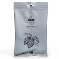 Cacao nips Criollo raw økologisk 80 g
