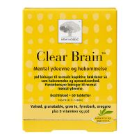 Clear Brain 60 tab