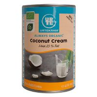 Coconut cream økologisk 400 ml
