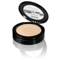 Compact foundation 01 Ivory 2 in 1 Lavera Trend 10 ml