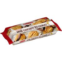 Cookies White chocolate & brazil nut 150 g