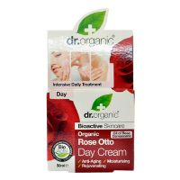 Day cream Rose Otto Dr. Organic 50 ml