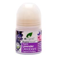 Deo roll on Lavender Dr. Organic 50 ml