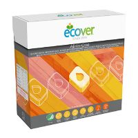 Ecover opvasketabs all in one 65 tab