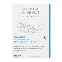 Eye pads revitalizing (6x2stk) AquaNature Annemarie Börlind 12 stk.