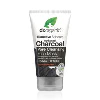 Face Mask Charcoal Pore Cleansing Dr. Organic 125 ml