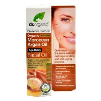 Facial serum Argan Dr. Organic 30 ml