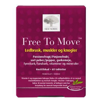 Free to move 60 tab