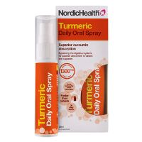 Gurkemeje spray Nordic Health 25 ml