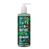 Håndsæbe aloe vera & tea tree tree Faith Faith in nature 300 ml