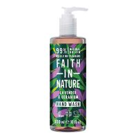 Håndsæbe lavendel Faith in nature 300 ml