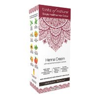 Hårfarve Henna Creme Chocolate Tints of Nature 70 ml