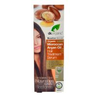 Hair elixir Argan Dr. Organic 100 ml
