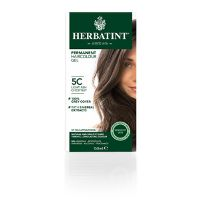 Herbatint 5C hårfarve Light Ash Chestnut 150 ml