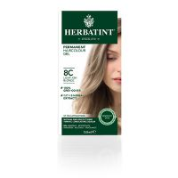 Herbatint 8C hårfarve Light Ash Blonde 150 ml