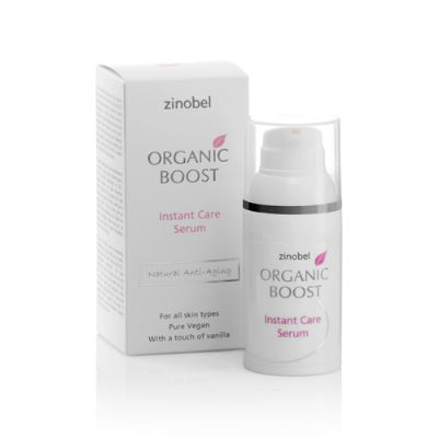 Instant Care Serum Organic Boost 30 ml