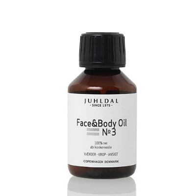 Juhldal Face&Body Oil No 3 100 ml