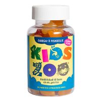 Kids Zoo Omega 3 60 stk