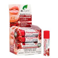 Lipbalm Pomegranate 5,7 ml Dr. Organic 1 stk