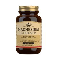 Magnesium citrate 200 mg 60 tab