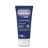 Men´s shower gel Weleda 200 ml