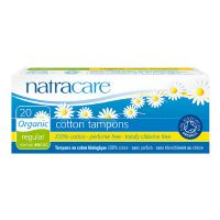 Natracare tampon regular 20 antal