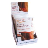Natural Warm Patches 2 stk 1 pk