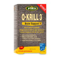 O-Krill Brain Support 60 kap