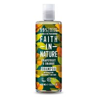 Shampoo grape og orange - Faith in Nature 400 ml