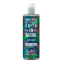 Showergel aloe vera Faith in nature 400 ml