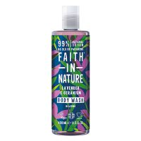 Showergel lavendel Faith in nature 400 ml