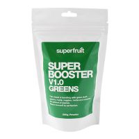 Super Booster V1,0 Greens pulver Superfruit 200 g