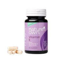 Vitamin E Mixed Tocopherols & Tocotrieno 60 kap